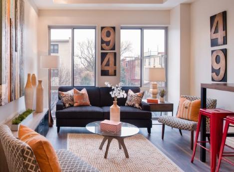 1350 R St NW #404, Washington, DC - $3,650 USD/ month