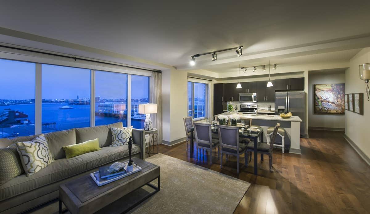 100 Pier 4 Boulevard #2204, Boston, MA - $7,599 USD/ month