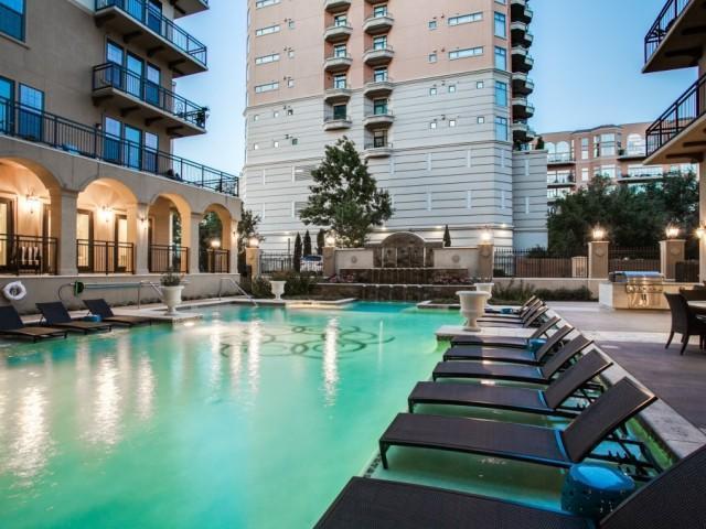 2355 Thomas Avenue #1404, Dallas, TX - $4,610 USD/ month