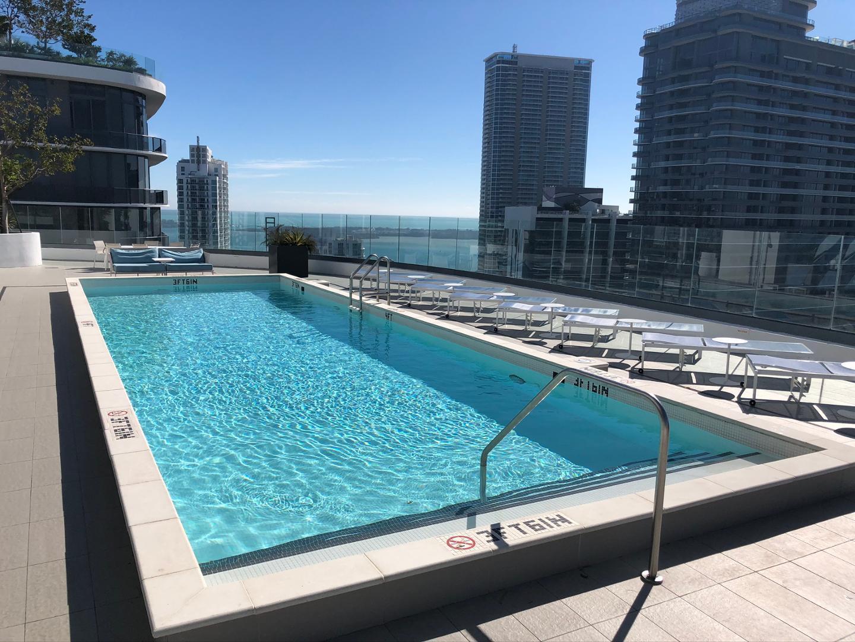 55 SW 9 St #2904, Miami, FL - $2,500 USD/ month