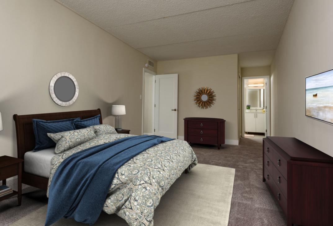 3000 Valley Forge Circle #1152, King Of Prussia, PA - $2,052 USD/ month