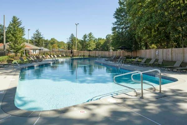 25 Hickory Place #B-8, Chatham, NJ - 2,285 USD/ month