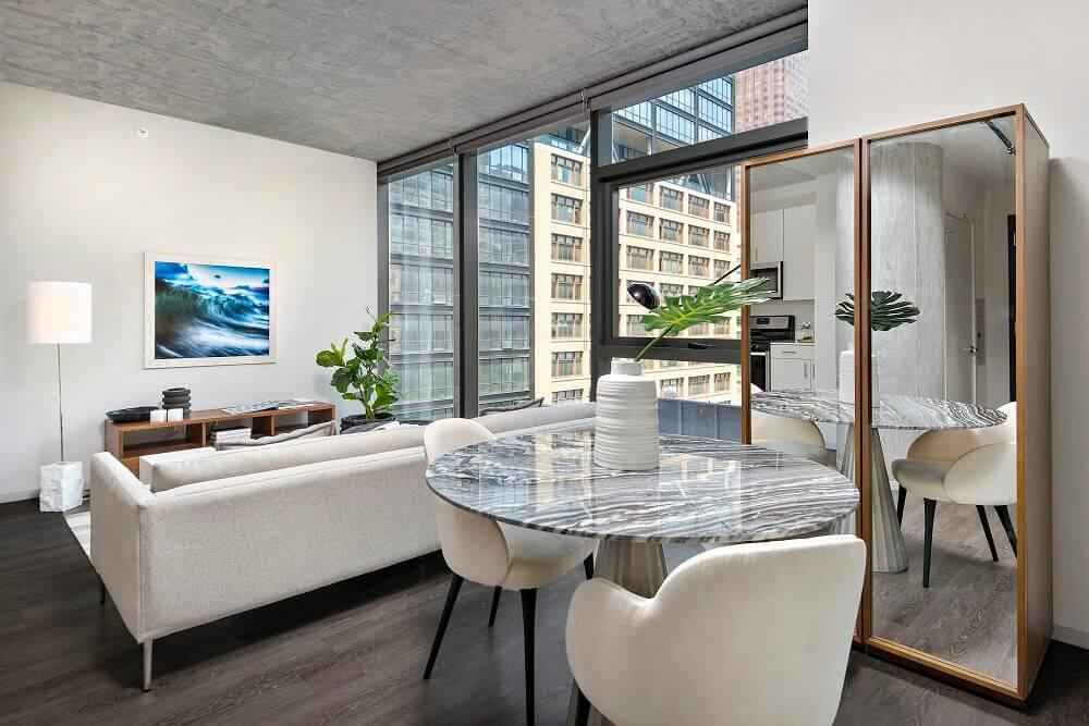 717 S Clark St #2801, Chicago, IL - $9,500 USD/ month