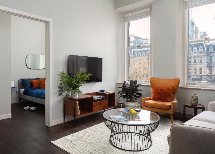 1401 Arch Street #0723, Philadelphia, PA - 1,605 USD/ month