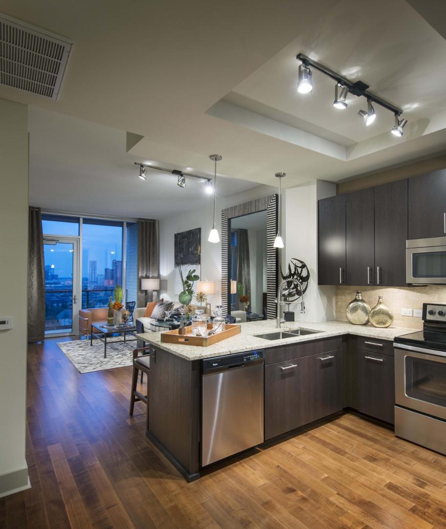 1750 Sky Lark Lane #1614, Houston, TX - $4,107 USD/ month