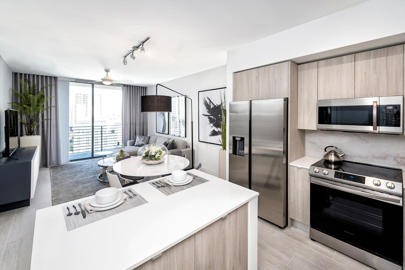 416 SW 1st Avenue #1704, Fort Lauderdale, FL - $1,985 USD/ month