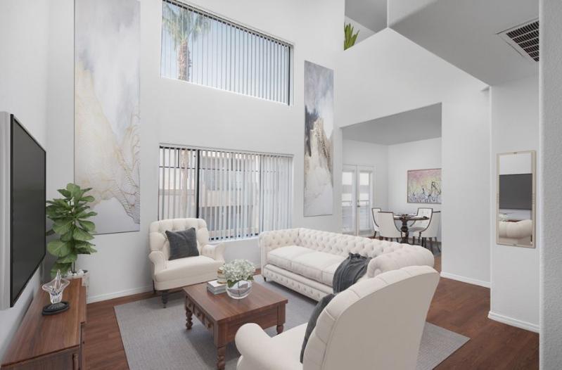 901 E Van Buren St #1021, Phoenix, AZ - 2,409 USD/ month