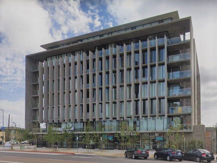 4075 Park Blvd #401, San Diego, CA - 3,295 USD/ month