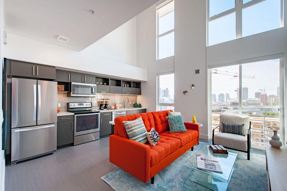 895 Park Blvd #435, San Diego, CA - 2,447 USD/ month