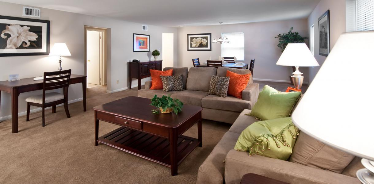 248 Presidential Drive #FP-2BR/2BA Furnished Deluxe, Greenville, DE - 2,400 USD/ month