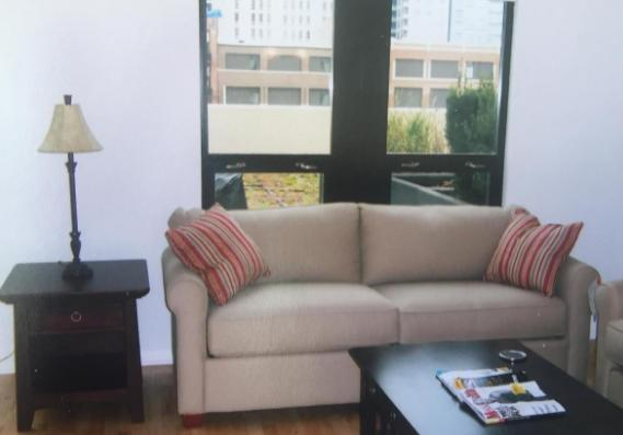 1255 S State St #607, Chicago, IL - 2,100 USD/ month