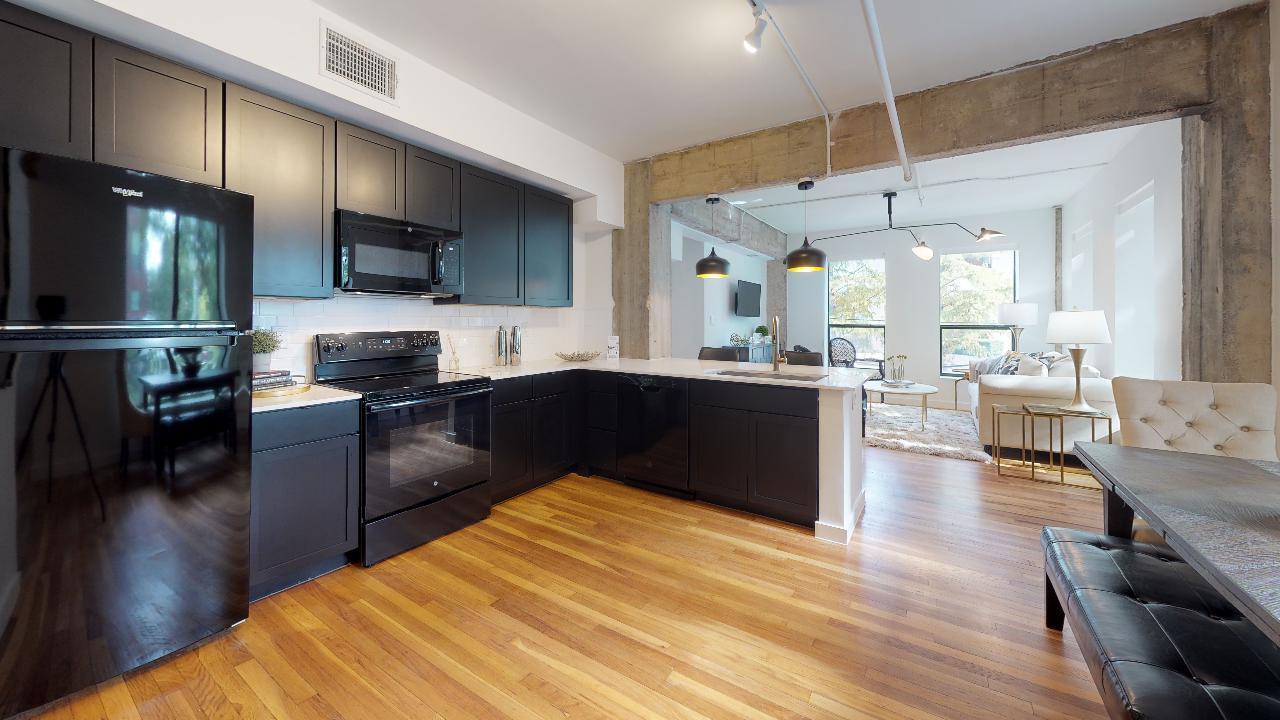3721 North Hall Street #ARG-706, Dallas, TX - 2,142 USD/ month