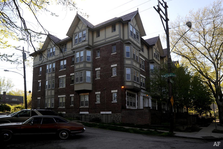 7200 Cresheim Road #C8b, Philadelphia, PA - 1,350 USD/ month