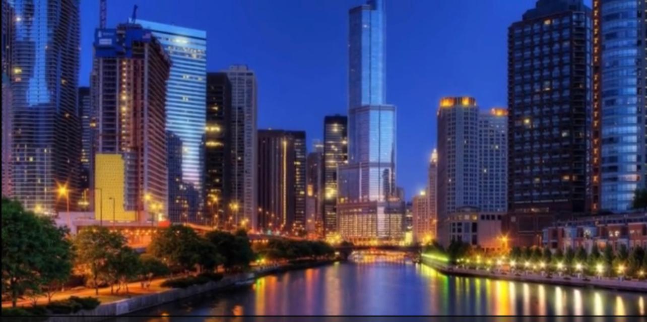 401 North Wabash Avenue #38F, Chicago, IL - 2,700 USD/ month