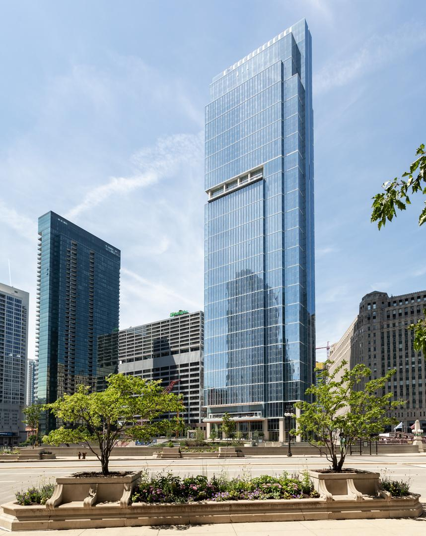 313 West Wolf Point Plaza #5701, Chicago, IL - 14,995 USD/ month