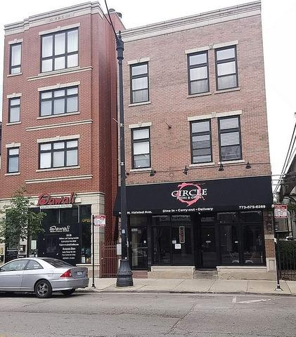 1623 North Halsted Street #3, Chicago, IL - 2,900 USD/ month