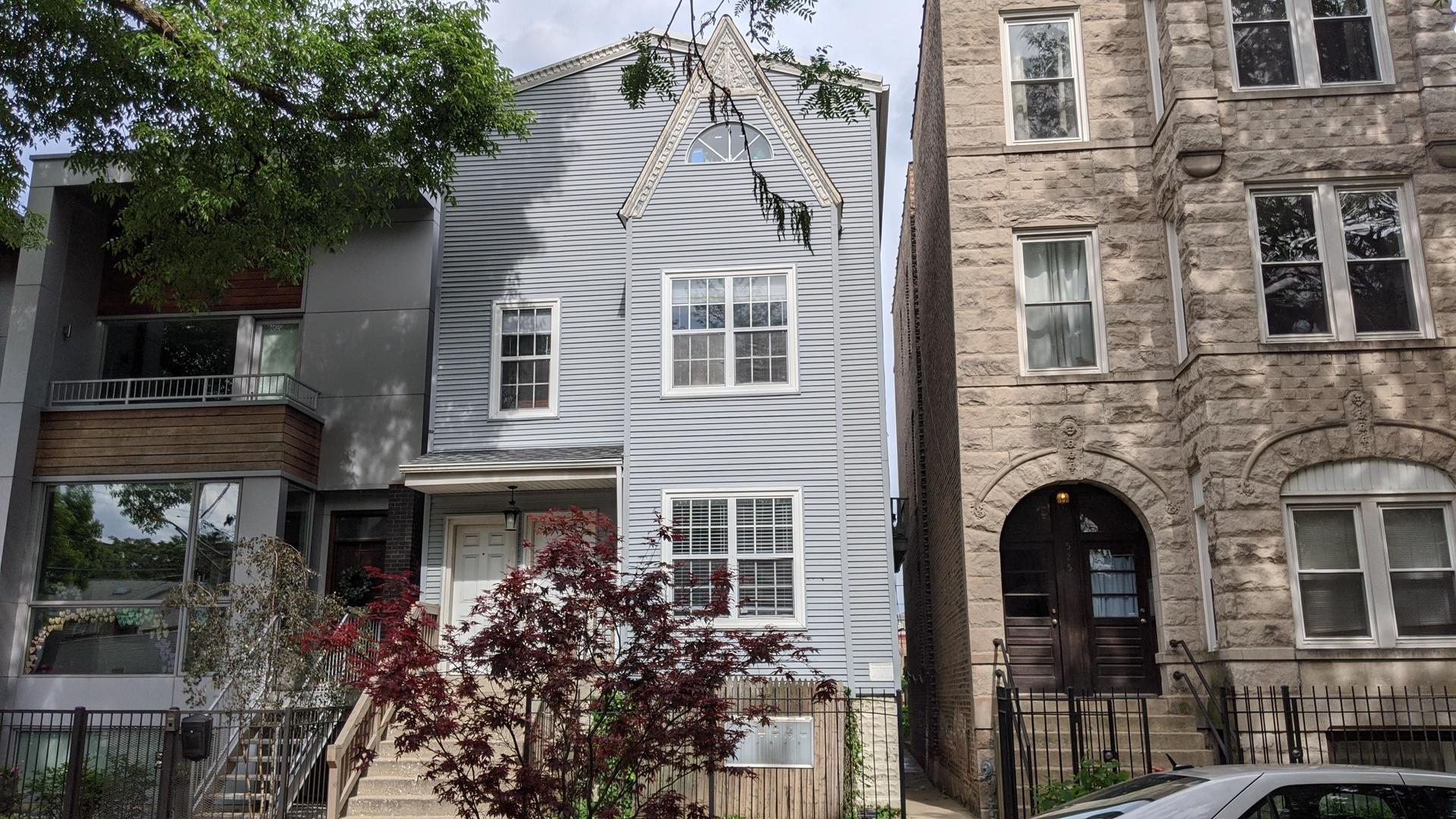 527 North Marshfield Avenue #2F, Chicago, IL - 2,795 USD/ month