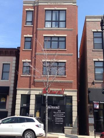 1625 North Halsted Street #2, Chicago, IL - 3,295 USD/ month