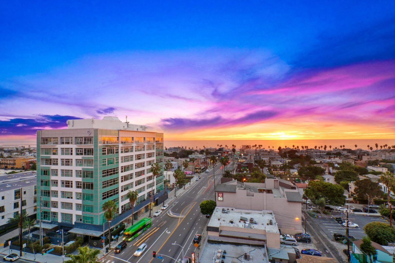415 Washington Boulevard #PH02, Marina Del Rey, CA - $3,495 USD/ month