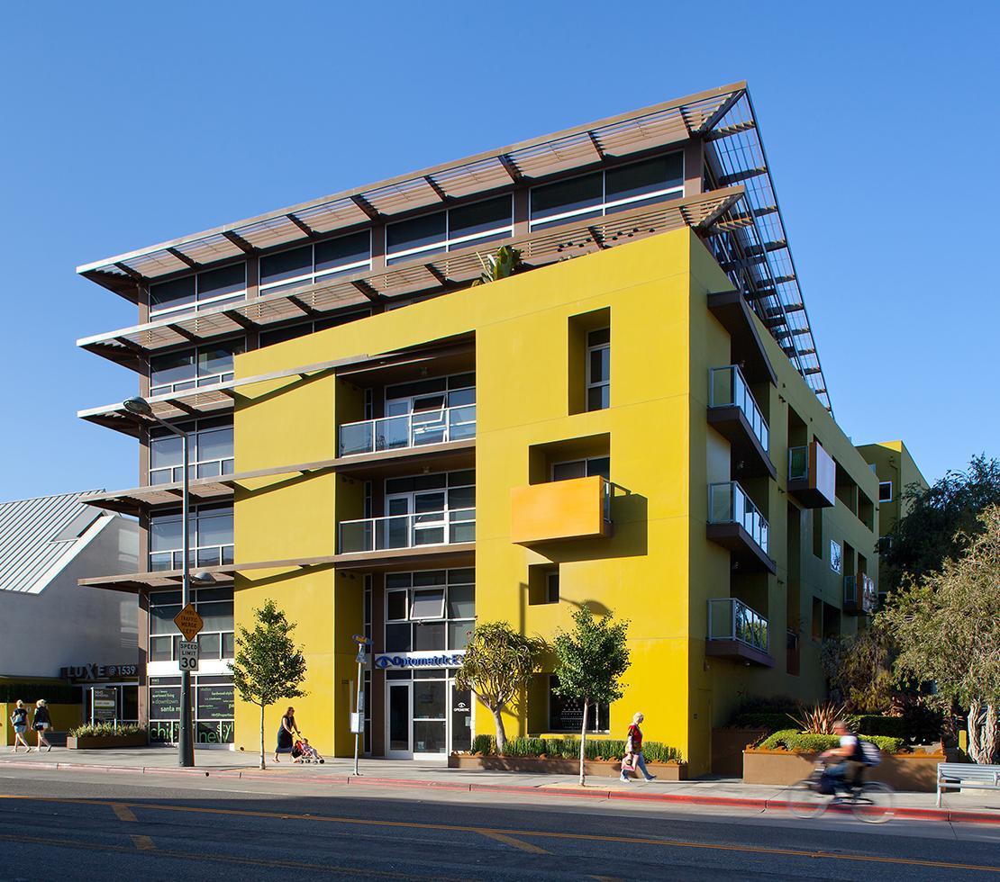 1539 4th St #208, Santa Monica, CA - $2,495 USD/ month