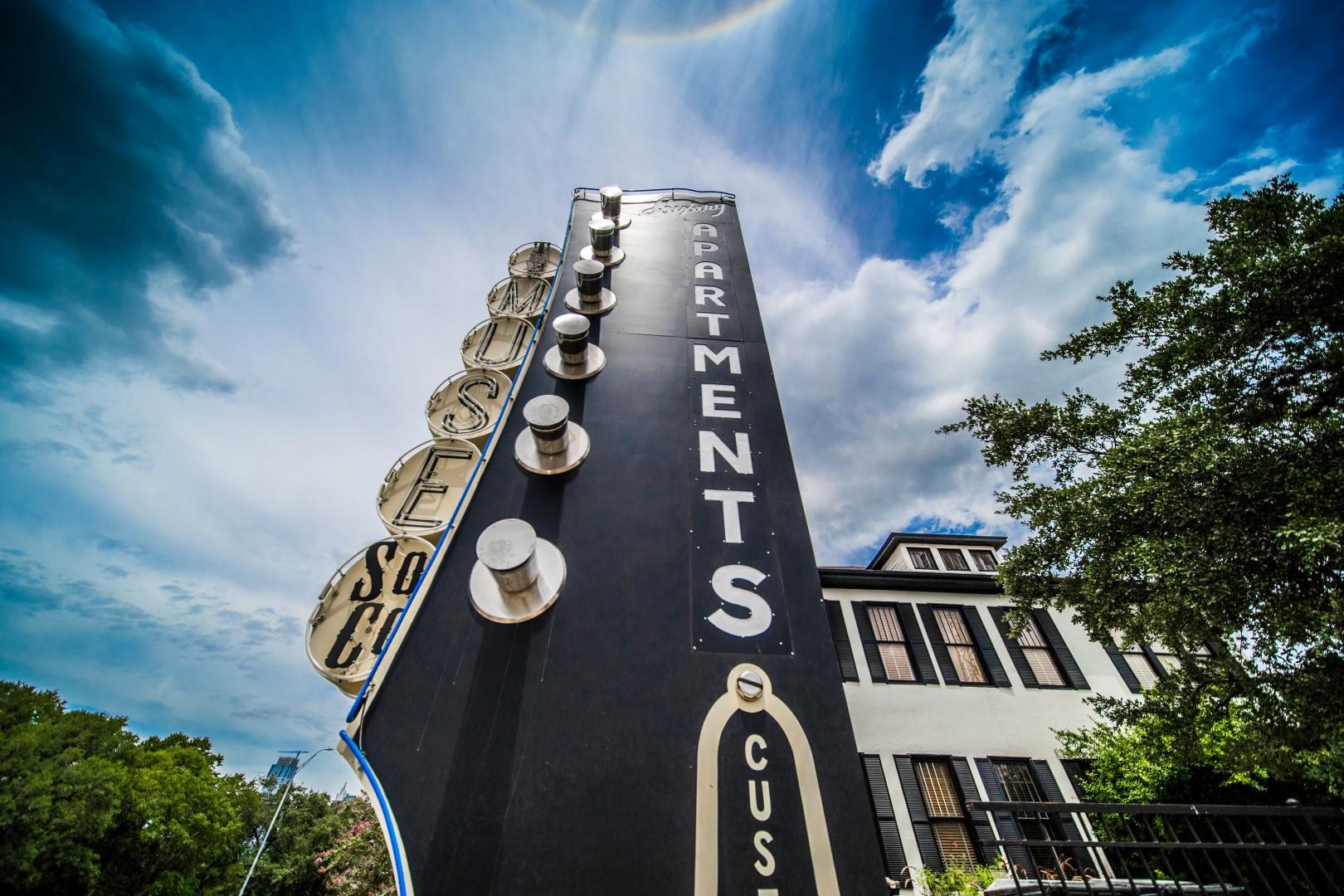 1007 S Congress Avenue #0722, Austin, TX - 3,917 USD/ month