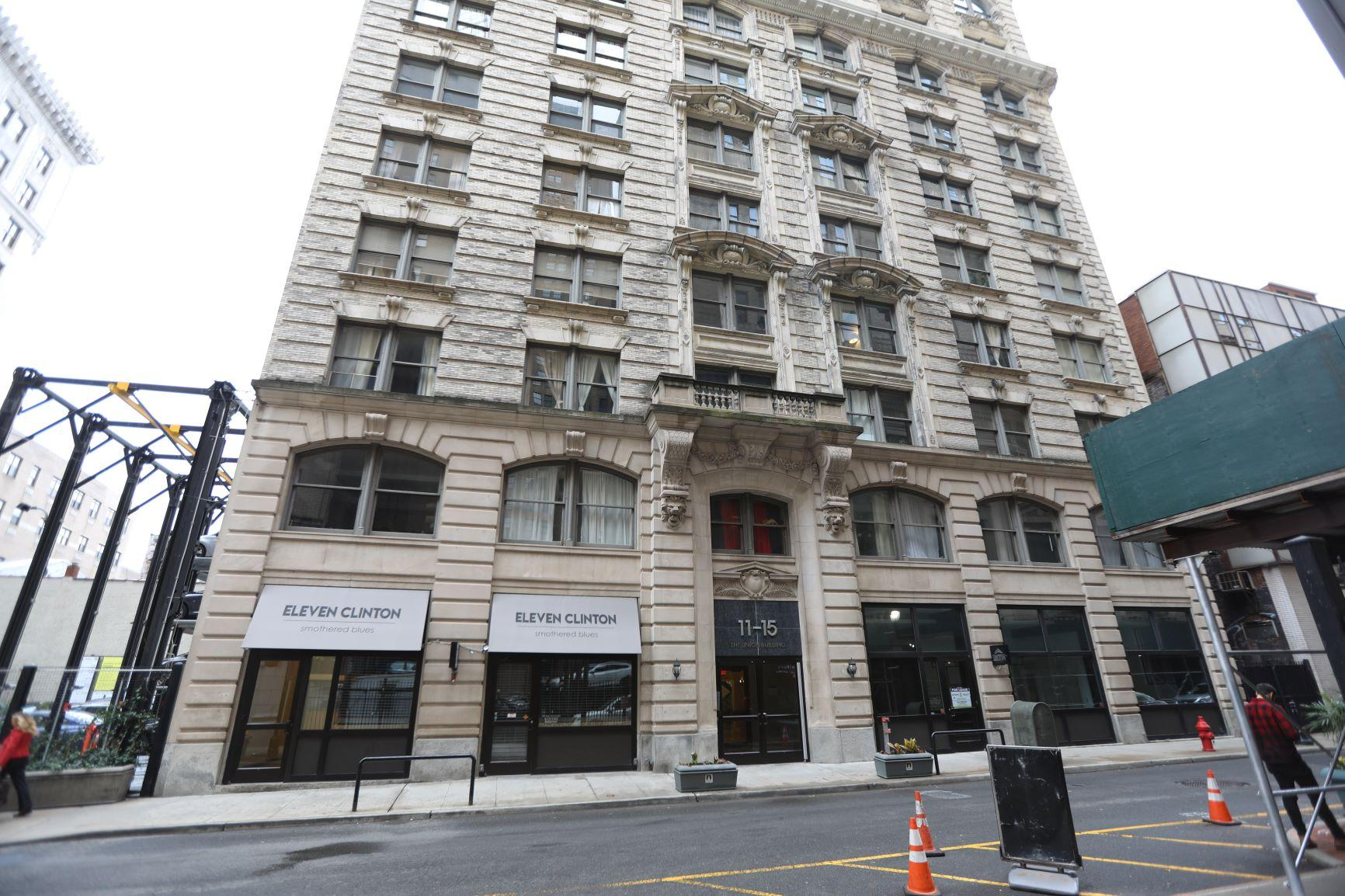 11 Clinton Street #3D, Newark, NJ - 2,250 USD/ month