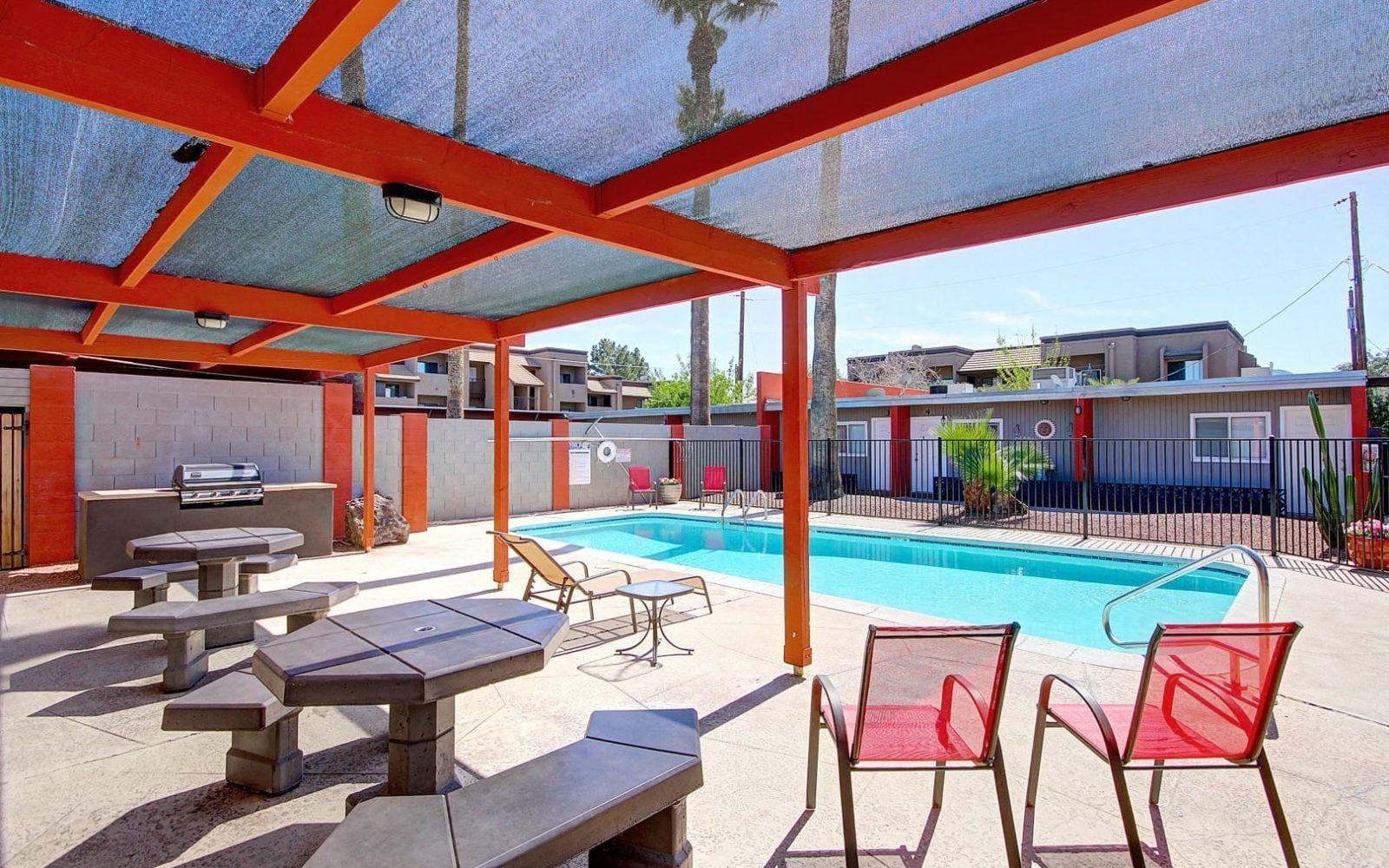 1717 W Missouri Ave #07, Phoenix, AZ - 1,050 USD/ month