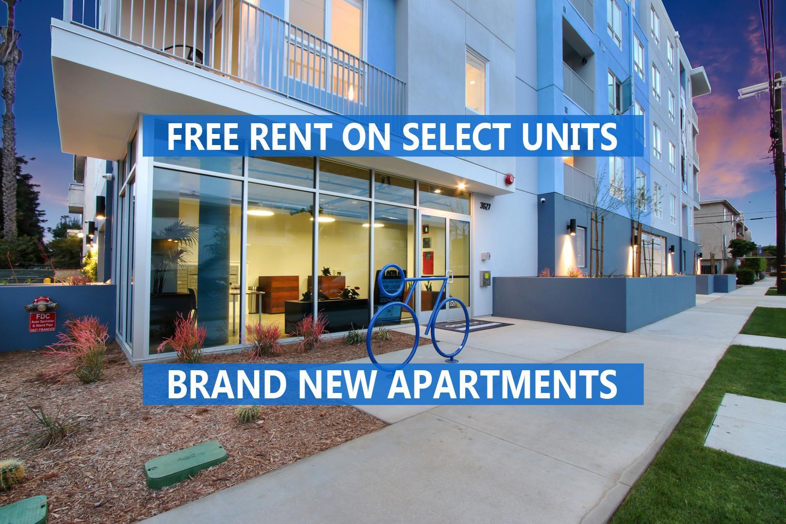 3827 Frances Avenue #204, Los Angeles, CA - 3,200 USD/ month