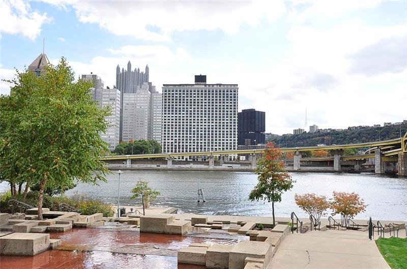 320 Fort Duquesne Boulevard #17F, Pittsburgh, PA - 1,490 USD/ month